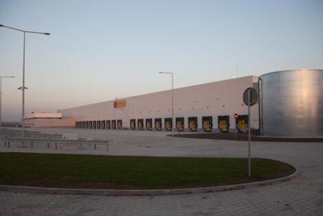 Centrum Dystrybucyjne Regionu Brzeg