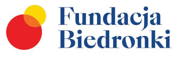 Logo Fundacji Biedronki