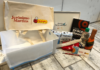 giftboxy z prezentami na zakończenie edycji