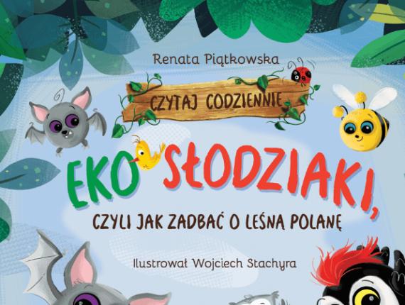okładka książki EKO Słodziaki