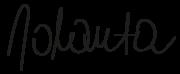 Podpis Jolanty