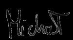Podpis Michała