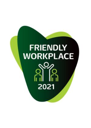 Logo Friendly Workplace 2021